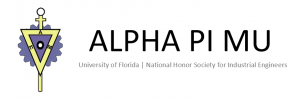Alpha Pi Mu | University of Florida | National Honor Society for Industrial Engineers