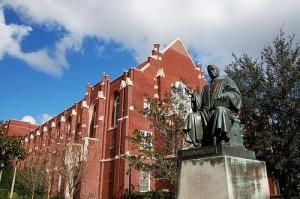Abert A. Murphee Statue