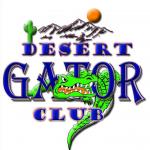 Desert Gator Club Logo