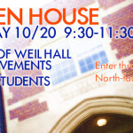 ISE Open House Flyer