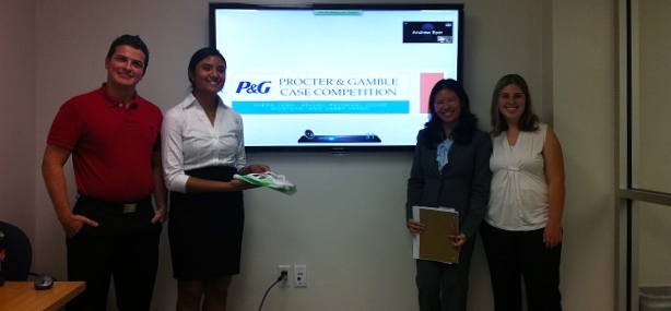 Proctor and gamble competition presentation