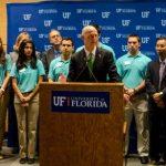Rick Scott addresses UF faculty and staff