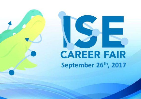 ISE Career Fair - September 26th, 2017