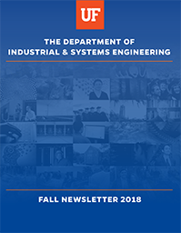 Fall 2018 Newsletter Cover