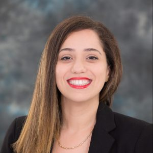 Sanaz Motamedi, Ph.D. Headshot